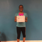 Asia drops 8 lbs during New Year, New You 39 day Challenge