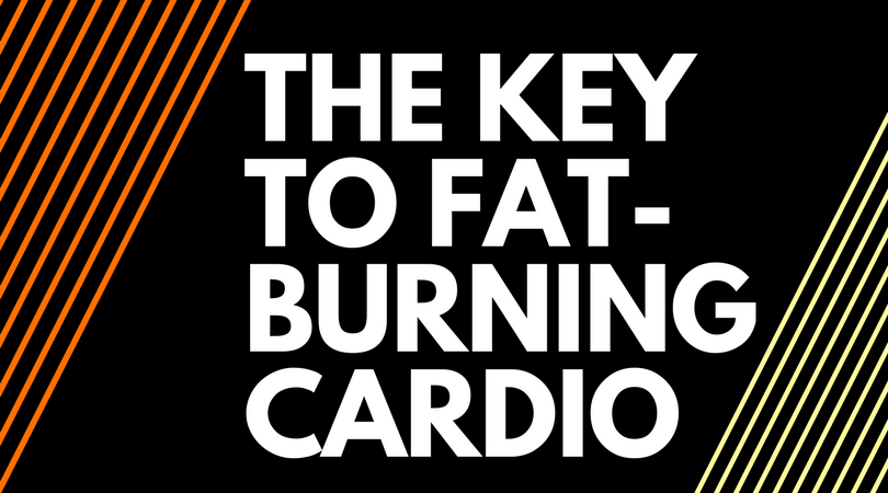 The Key to fatburning cardio