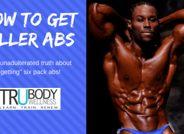 HOW TO GET KILLER ABS
